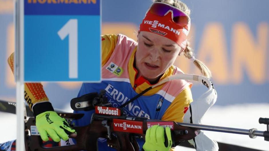 Am 13. Februar startete der deutsche Kader in die Biathlon-WM 2020. Lesen Sie hier alles über die deutschen Teilnehmer der Biathlon-Weltmeisterschaften in Antholz.