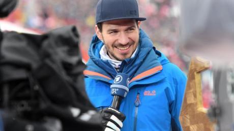 Felix Neureuther ist jetzt als TV-Experte für die ARD unterwegs.