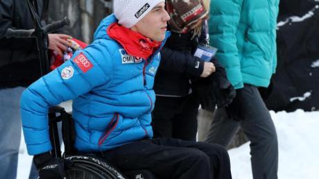 Will zum zweiten Mal nach seinem Unfall 2016 an die Schanze nach Bad Mitterndorf zurückkehren: Lukas Müller.