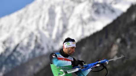 Der siebenmalige Weltcupgesamtsieger und elfmalige Weltmeister Martin Fourcade.