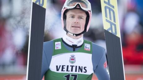 Kehrt in den Skisprung-Weltcup zurück: Severin Freund.