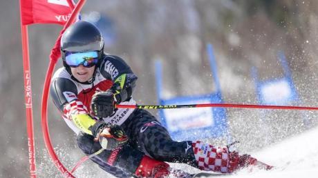 Filip Zubcic sicherte sich den ersten Sieg seiner Karriere.
