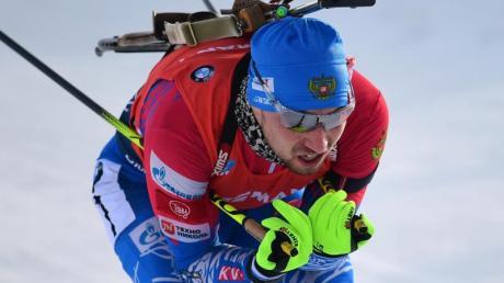 Weltmeister Alexander Loginow aus Russland wurde verhört.