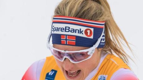 Dominiert die Ski Tour der Langläufer: Die Norwegerin Therese Johaug.