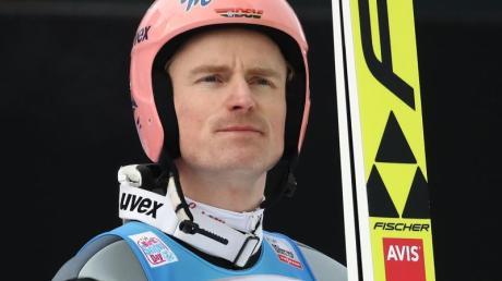 Springt in Lahti weiter hinterher: Severin Freund.