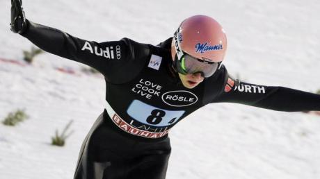 Die deutschen Skispringer um Karl Geiger setzten sich in Finnland durch.