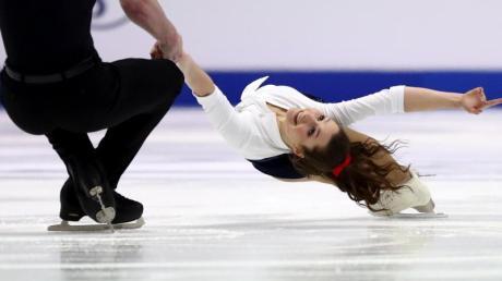 Auch die Eiskunstlauf-WM in Kanada wurde aufgrund des Coronavirus abgesagt,.