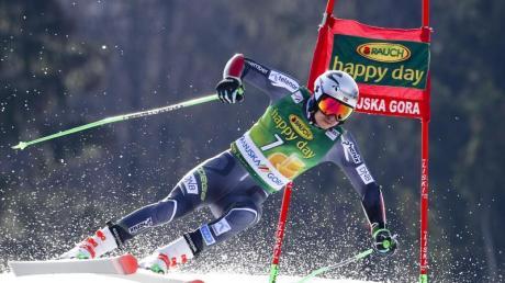 Nach den Damen-Rennen in Are strich der Weltverband Fis auch die Wettkämpfe der Herren im slowenischen Kranjska Gora.