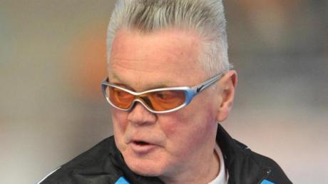 Wird am 30. März 80 Jahre alt: Eisschnelllauftrainer Joachim Franke.