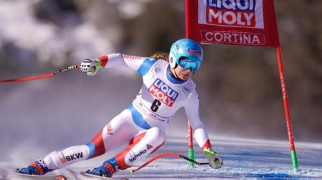 Die alpine Ski-WM2021 findet in Cortina d'Ampezzo statt.
