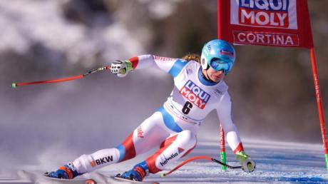Die alpine Ski-WM soll nun 2022 in Cortina D'Ampezzo stattfinden.