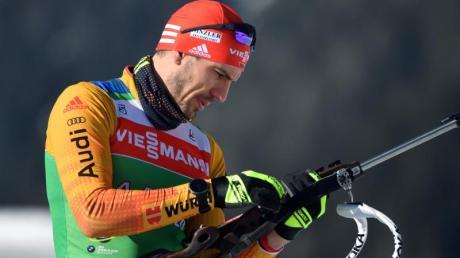 Biathlon-Weltcup 2020/21: 1600 Meter über dem Meeresspiegel treten die Biathleten in Antholz an. Infos zu Zeitplan, Uhrzeit und Termin, zur Übertragung in TV und Stream erhalten Sie hier.