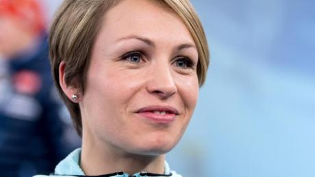 Kann sich einen Trainerjob derzeit nicht vorstellen: Biathlon-Ikone Magdalena Neuner.