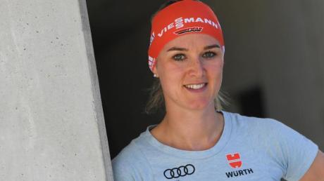 Denise Herrmann will den Gesamt-Weltcup ins Visier nehmen. Am Samstag startet die Biathlon-Saison in Finnland.