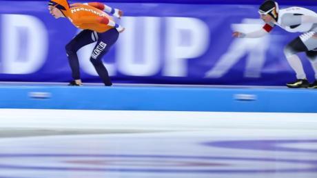 Der Eislauf-Weltverband hat die wichtigsten internationalen Wettbewerbe abgesagt.