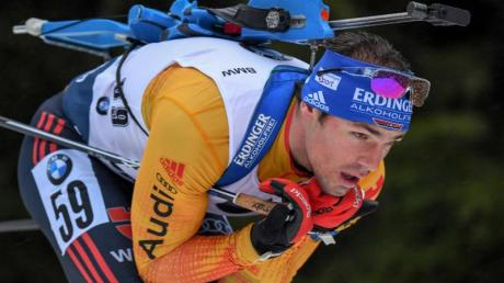 Wird auch bei Weltcup in Hochfilzen fehlen: Simon Schempp.