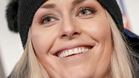 Wird für NBC Sports als Expertin bei den alpinen Ski-Rennen der Damen in Crans Montana arbeiten: Lindsey Vonn.