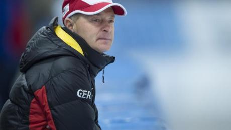 Wird Eisschnelllauf-Bundestrainer Mehrkampf: Helge Jasch.