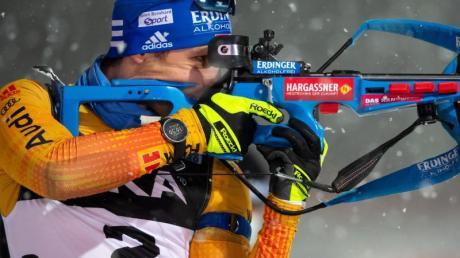 Traut dem DSV-Team eine erfolgreiche Biathlon-WM zu: Simon Schempp.
