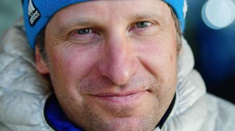 Bernd Eisenbichler, sportlicher Leiter der deutschen Biathleten.