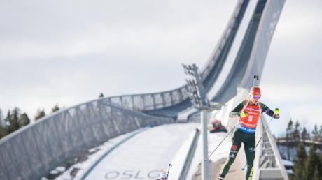 Das Saisonfinale im Biathlon-Weltcup kann nicht wie geplant in Norwegens Hauptstadt Oslo stattfinden.
