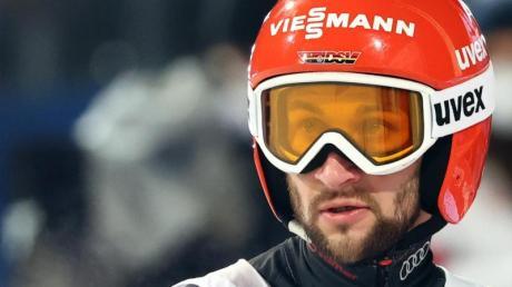 Im deutschen Skisprung-Team ist Markus Eisenbichler der Mann für die Extreme.