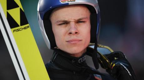 Konzentriert sich bereits auf die nächste Skisprung-Saison: Andreas Wellinger.