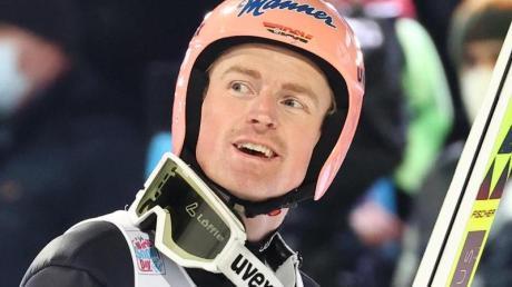 Gibt sein Debüt bei der Heim-WM in Oberstdorf: Severin Freund.