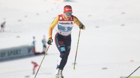 Katharina Hennig lief über 30 Kilometer auf den 18. Rang.