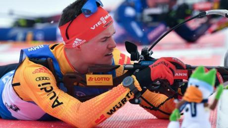 Philipp Horn ist beim Weltcup in Nove Mesto wieder Teil der deutschen Mannschaft.