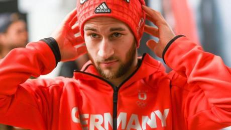 Könnte sich vorstellen, dass Olympische Winterspiele auch von mehreren Ländern ausgerichtet werden: Markus Eisenbichler.