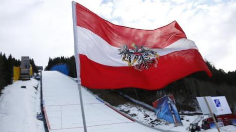 Österreich richtet die Skiflug-WM 2024 aus.