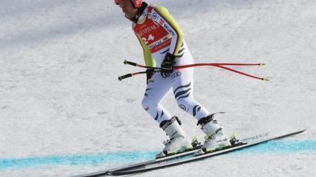 Ferstl hatte sich Anfang Februar in Garmisch-Partenkirchen am Knöchel verletzt.