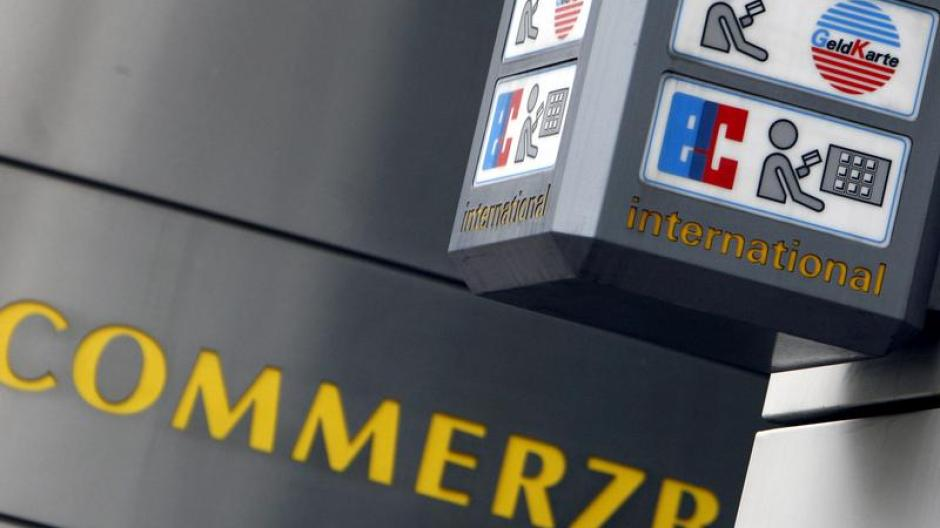 Commerzbank Karte.Geld Hb ärger Für Commerzbank Kunden Wirtschaft Themenwelten