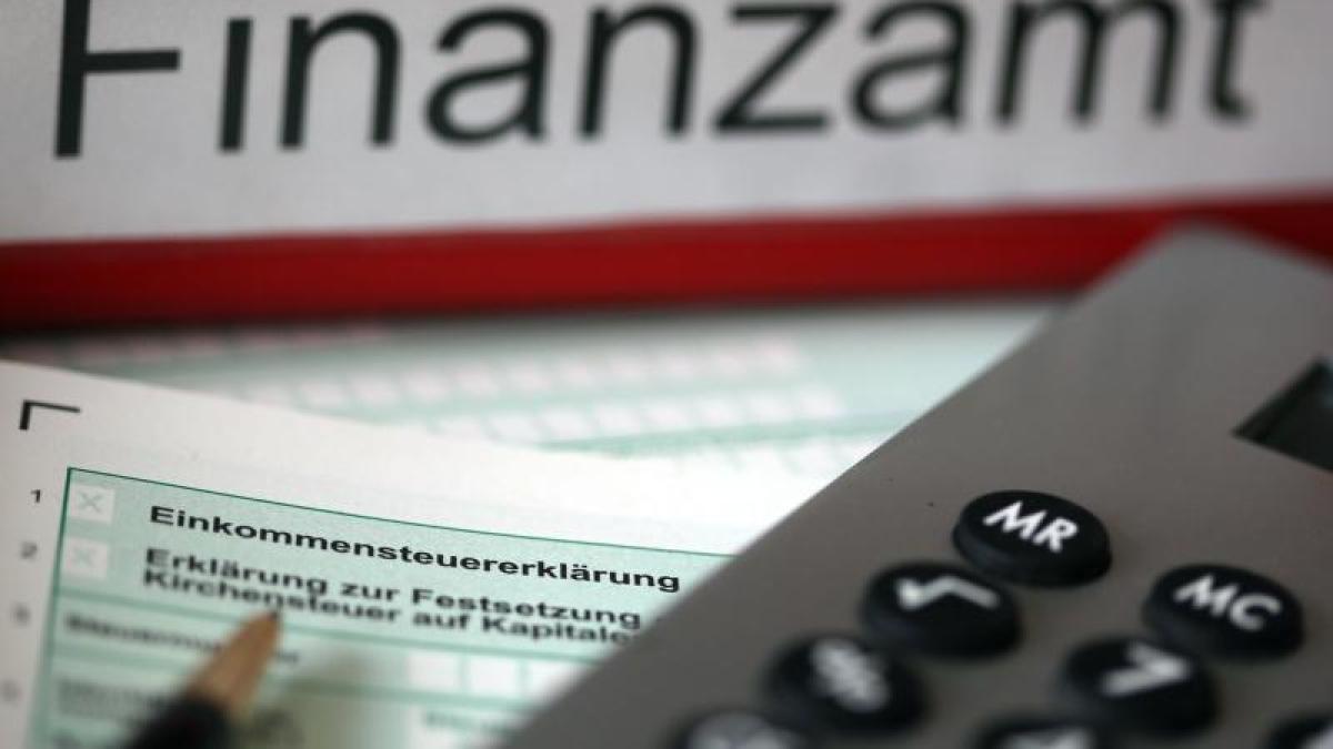 Steuerunterlagen Aufbewahren