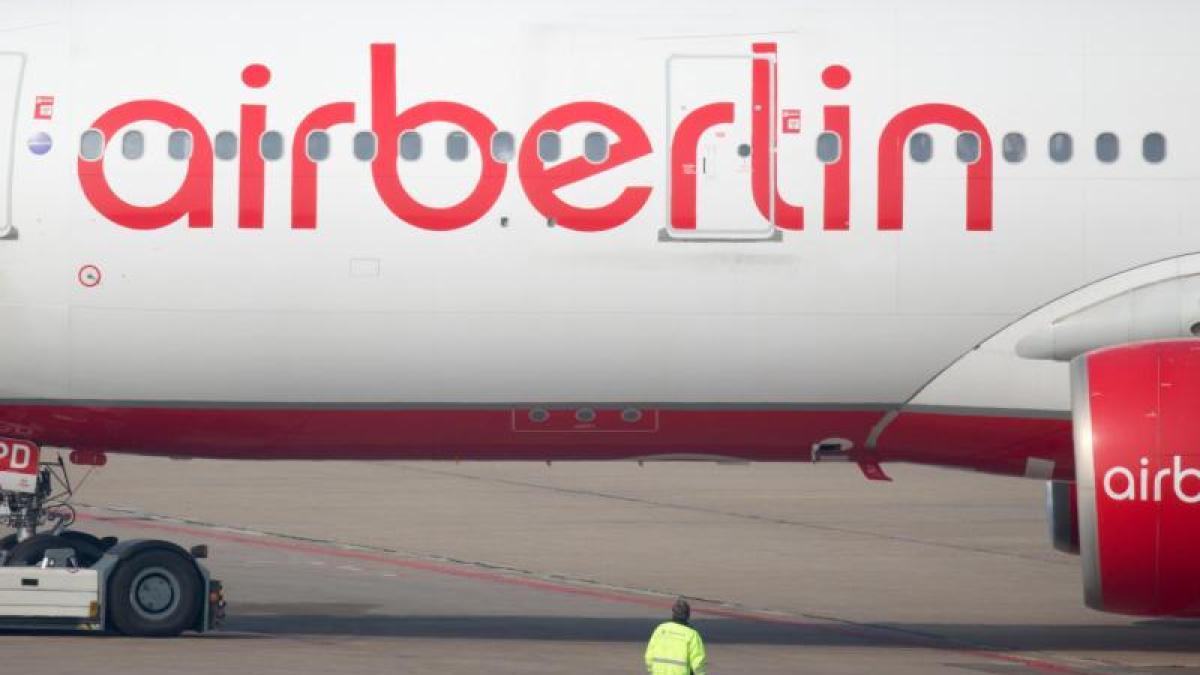 Finanznachrichten Airberlin
