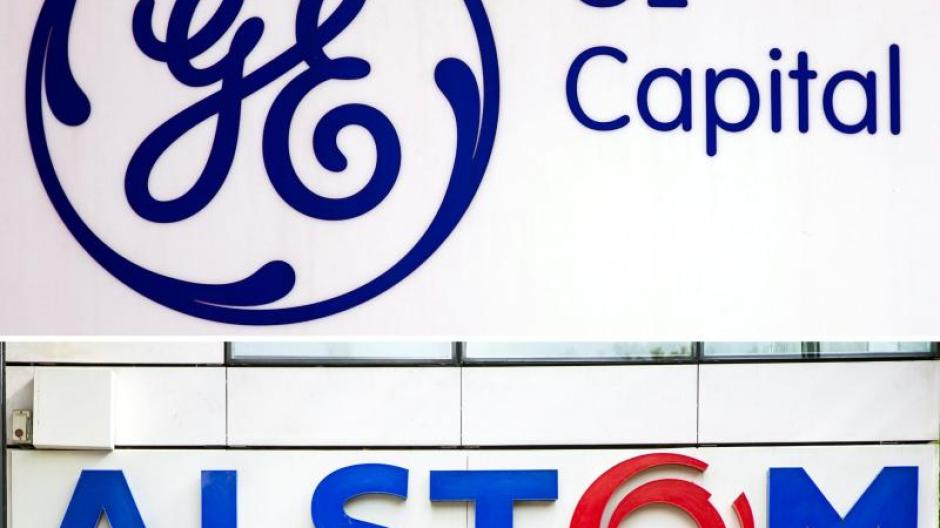 Industrie Ge Chef Bessert Angebot Für Alstom Nach Wirtschaft