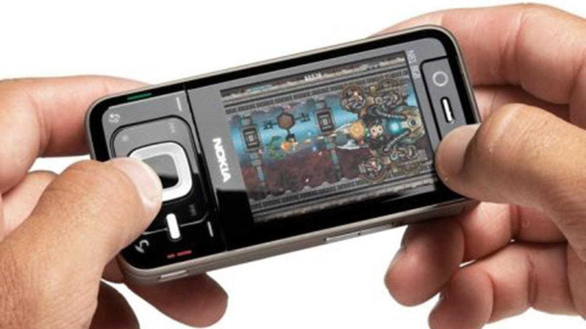 Online Handyspiele