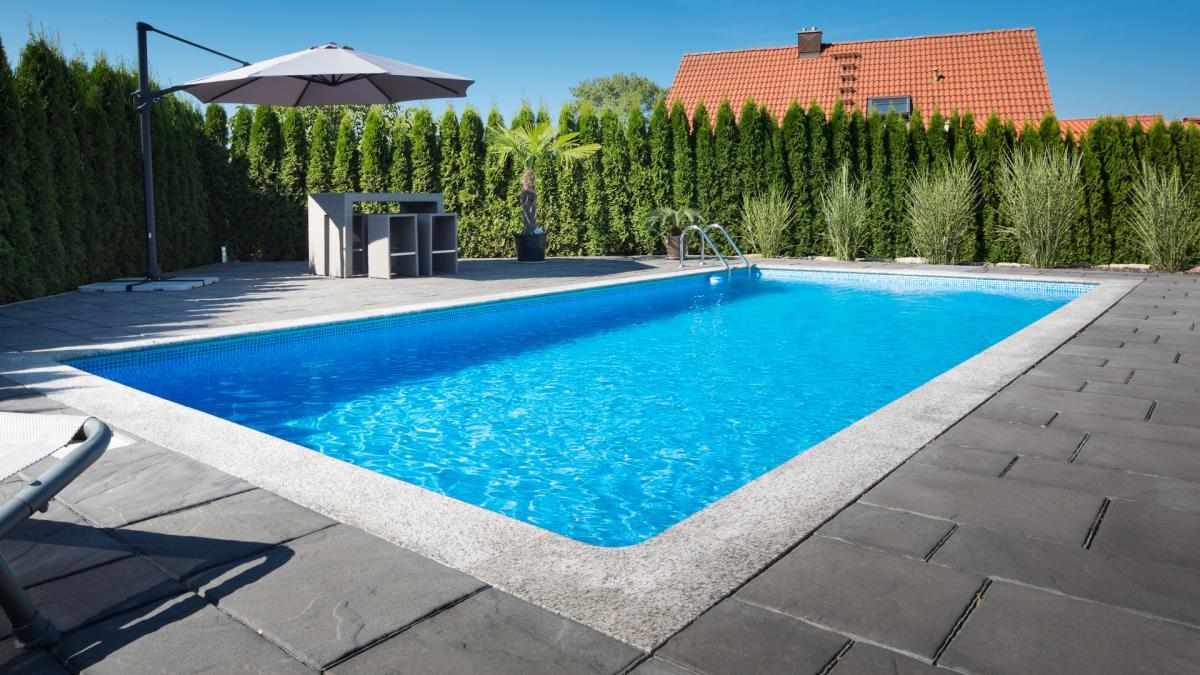 schwimmbad im eigenen garten wirtschaft themenwelten ratgeber augsburger allgemeine