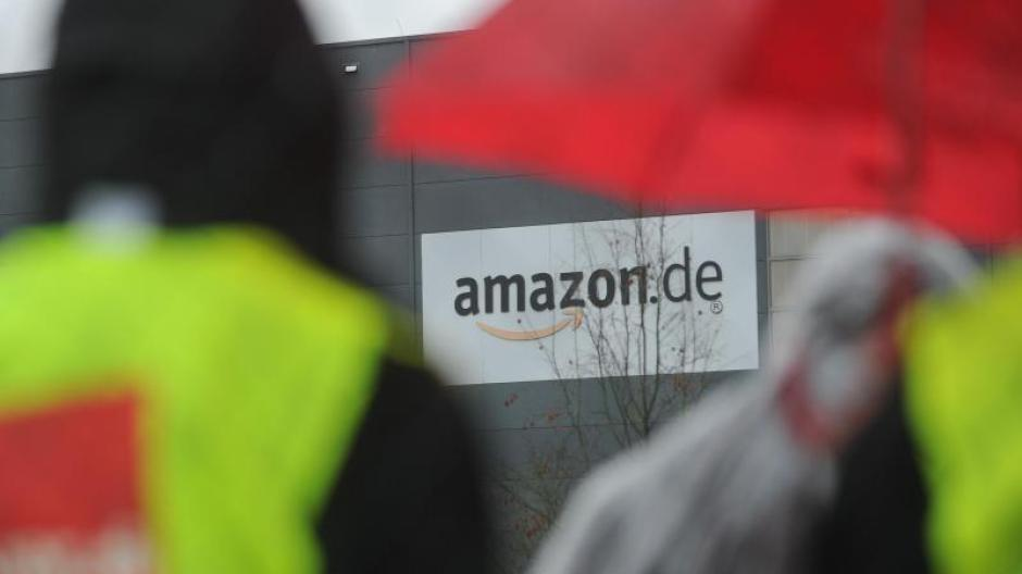 Online Handel Verdi Sieht Amazon Durch Streik Marathon Empfindlich
