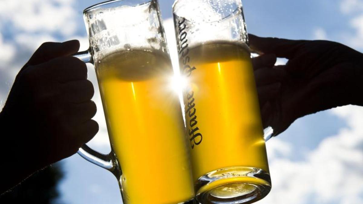 Bierkonsum Bayern