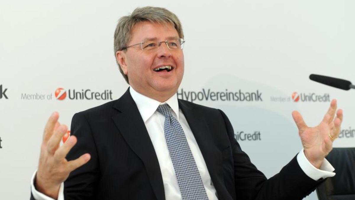 deutsche b u00f6rse  theodor weimer  der geradlinige banker