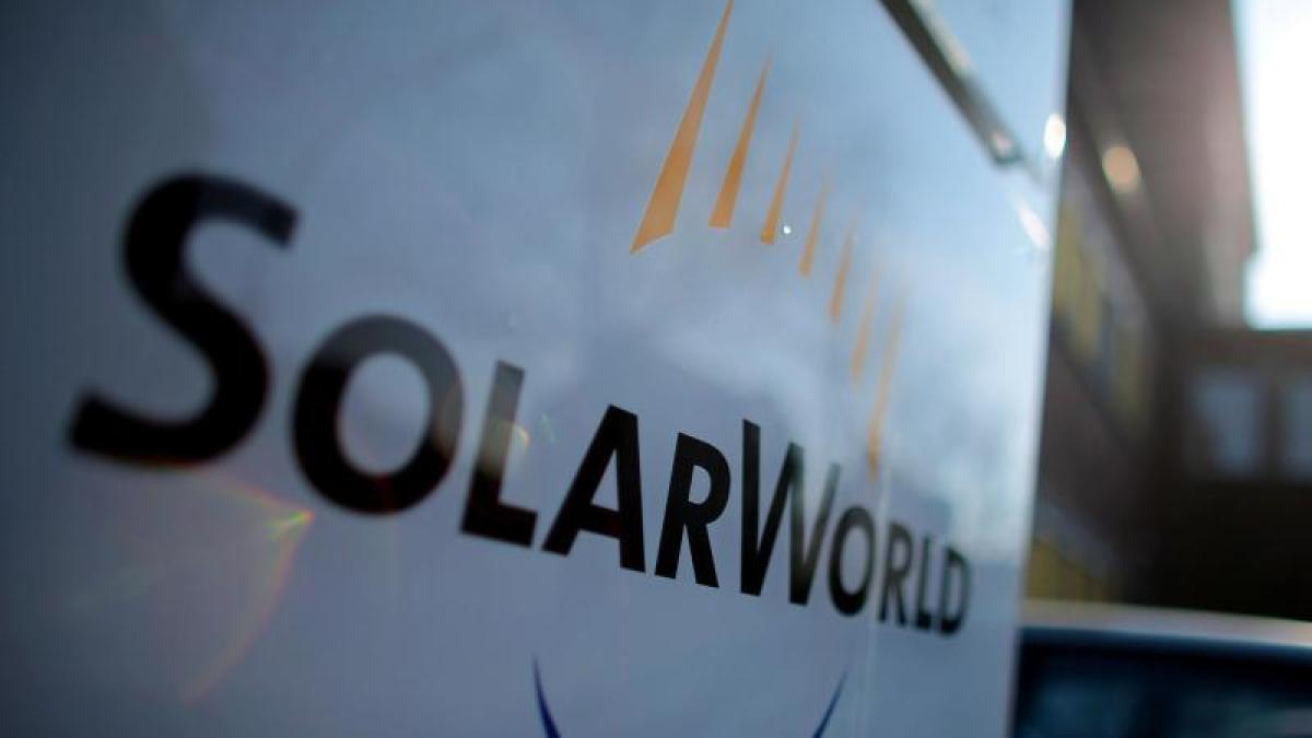 Finanznachrichten Solarworld