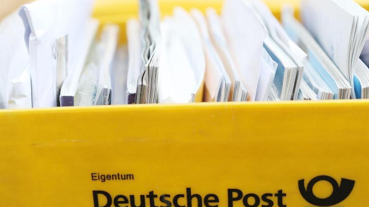 deutsche post neue streiks bei der post auch augsburg und m nchen betroffen nachrichten. Black Bedroom Furniture Sets. Home Design Ideas