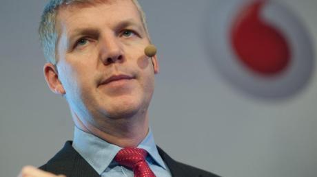 «Für mich ist es an der Zeit, mich Neuem zuzuwenden.» Vodafone-Deutschlandchef Jens Schulte-Bockum geht.