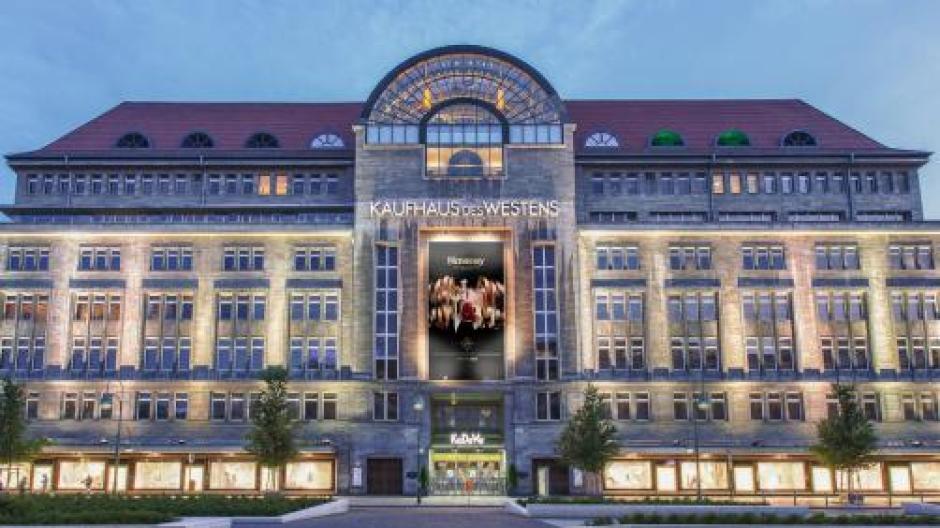 Kaufhaus Kadewe Bald In Wien Und Prag Augsburger Allgemeine