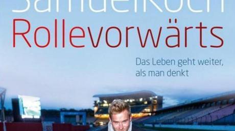 Das aktuelle Buch von Samuel Koch «Rolle vorwärts» steht in der Top-Ten-Liste der Ratgeber.