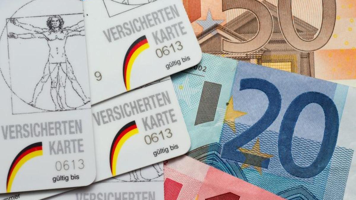 Gesetzlich Versicherte Wenn Die Krankenkasse Sich Fur Miet Und Zinsertrage Interessiert Augsburger Allgemeine