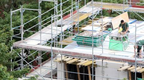 Adelsried hält an den Plänen zum Wohnen 60 Plus fest.