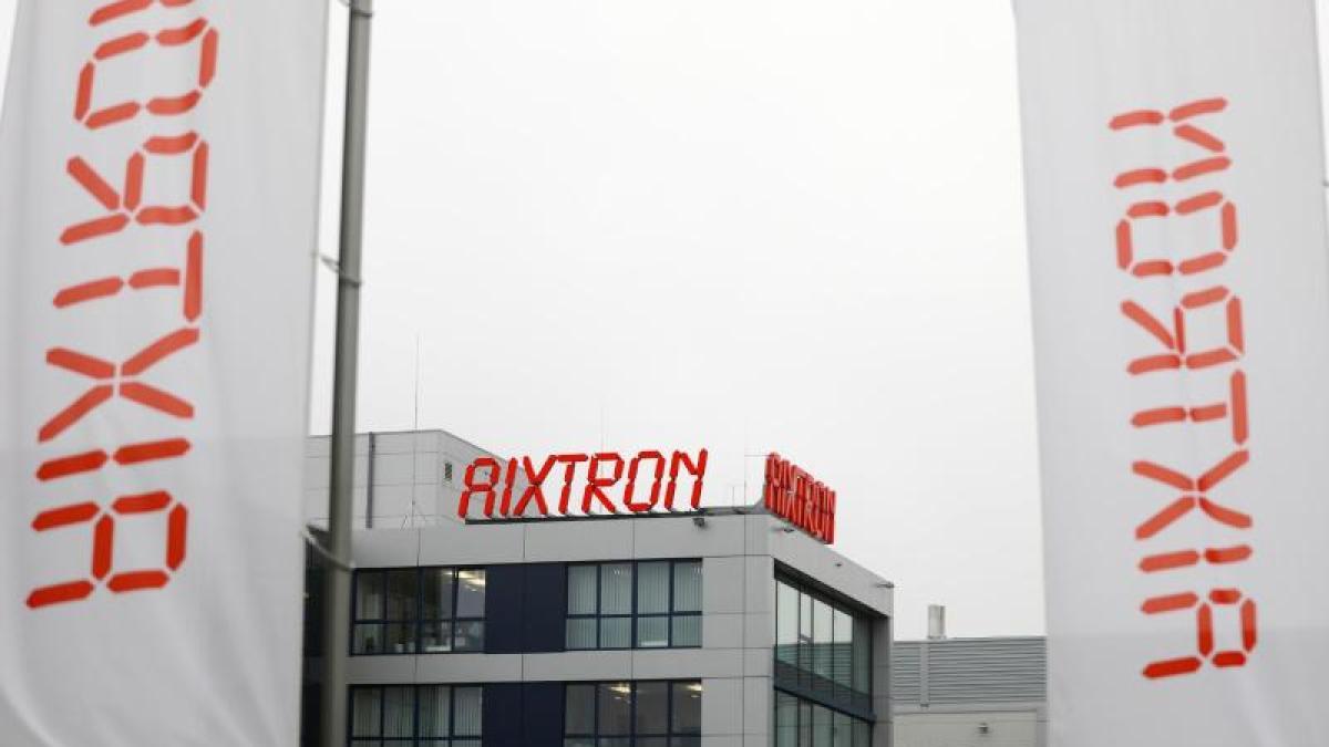 Aixtron Finanznachrichten